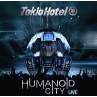 Tokio Hotel: Humanoid City Live (CD)