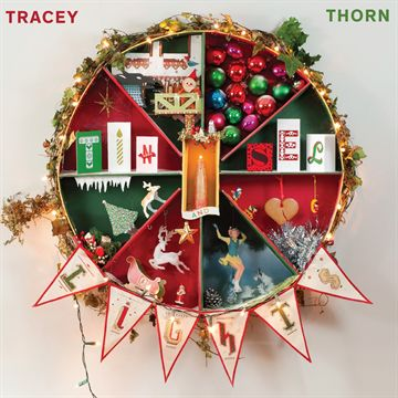 Thorn, Tracey: Tinsel and Lights (Vinyl)