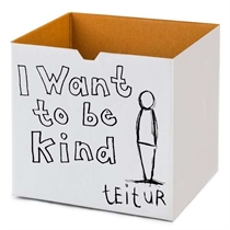 Teitur: I Want To Be Kind (CD)