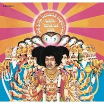 Hendrix, Jimi:  Axis - Bold As Love (Vinyl)
