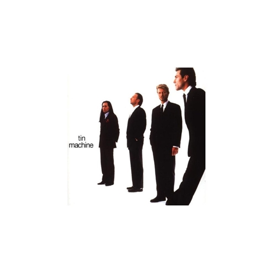 Tin Machine: Tin Machine (CD)