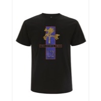 U2: Vertical Joshua Tree T-shirt