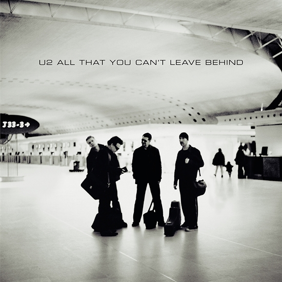 U2: All That You Can\'t Leave Behind (Vinyl)