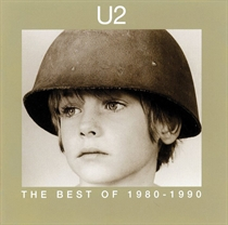 U2: The Best Of 1980 - 1990 (CD)