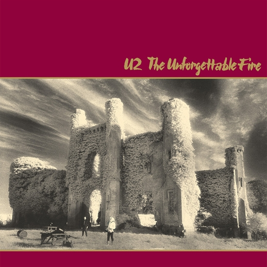U2: The Unforgettable Fire Remastered (CD)