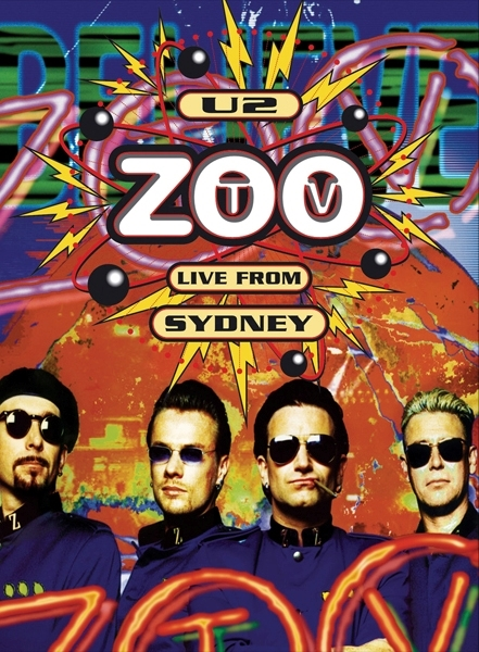 U2: Zoo TV Live From Sydney (DVD)