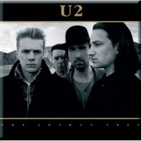 U2: Joshua Tree Fridge Magnet