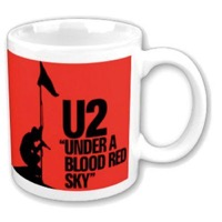 U2: Under A Blood Red Sky Mug