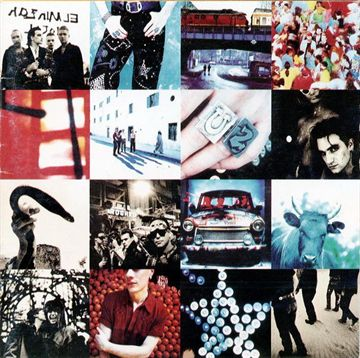 U2: Achtung Baby Remastered Dlx. (2xCD)