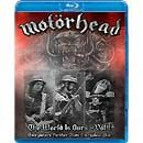 Motorhead: The World Is Ours Vol 1 - Everywhere Further Than Everyplace Else (BluRay)