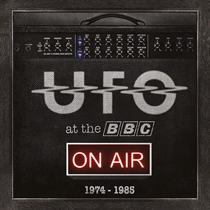 UFO: On Air - At The BBC 1974 - 1985 Ltd. (5xCD+DVD)