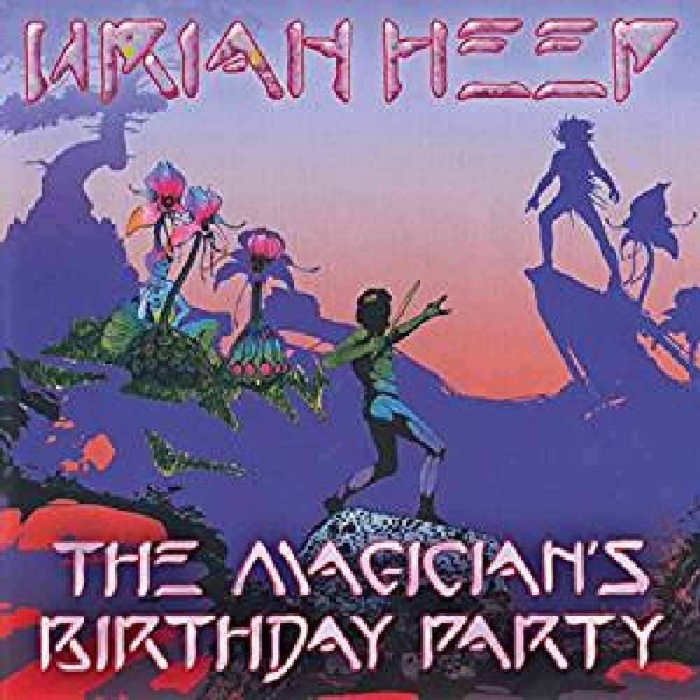 Heep, Uriah: The Magician's Birthday Party (CD)
