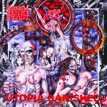 Napalm Death: Utopia Banished (Vinyl)