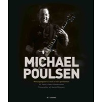 Volbeat: Michael Poulsen - Metalgangster & Rock'n'Roll Gentleman (Bog)