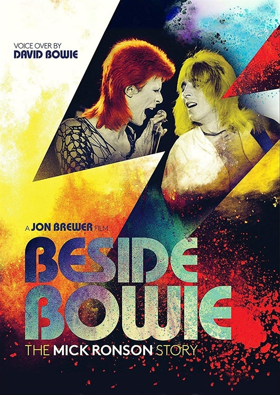 Bowie, David: Beside Bowie - The Mick Ronson Story (DVD)
