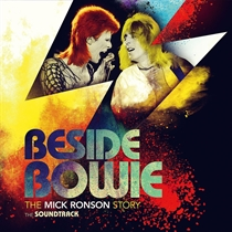 Various Artists: Beside Bowie - The Mick Ronson Story  (2xCD)