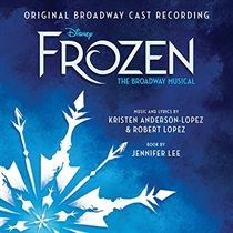 Various Artists: Frozen - The Broadway Day (CD)