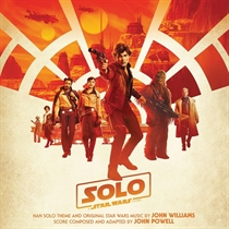 Various Artists: Solo - A Star Wars Story (CD)