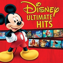 Various Artists: Disneys Ultimates Hits (Vinyl)