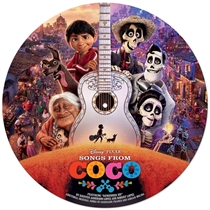 Soundtrack: Songs from Coco (Vinyl)