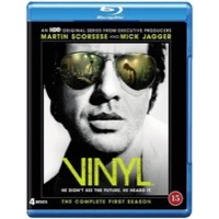 Vinyl - Season 1 (4xBluRay)