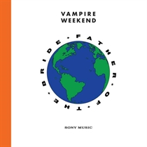 Vampire Weekend: Father of The Bride (CD)
