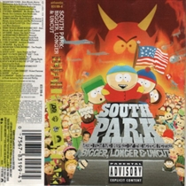 Diverse Kunstnere: South Park - Bigger,Longer & Uncut Ltd. (2xVinyl)