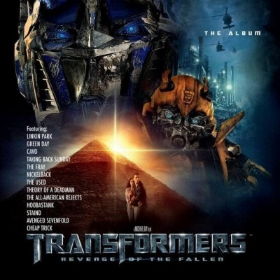 Diverse Kunstnere: Transformers - The Album Ltd. (Vinyl)