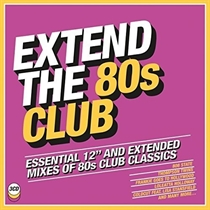 Various Artists: Extend the 80s - Club (3xCD)