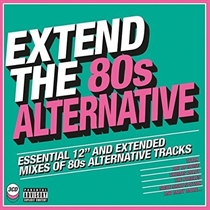 Various Artists: Extend the 80s - Alternative (3xCD)