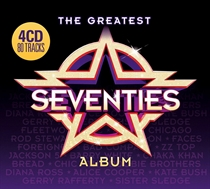 Various Artists: The Greatest Seventies Album (4xCD)