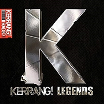 Various Artists: Kerrang! Legends (Vinyl)