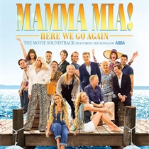 Soundtrack: Mamma Mia! Here We Go Again (2xVinyl)