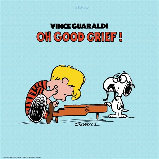 Guaraldi, Vince: Oh, Good Grief! (Vinyl)