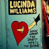 Williams, Lucinda: Down Where The Spirit Meets The Bone (2xCD)
