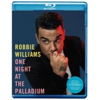 Williams, Robbie: One Night at the Palladium (BluRay)