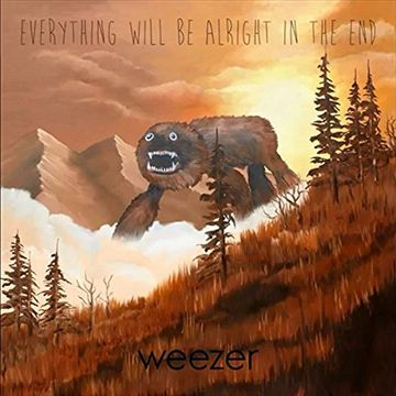 Weezer: Everything Will Be Allright In The End (Vinyl)