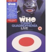 Who, The: Tommy & Quadrophenia Live-2005 (2xDVD/1xCD)