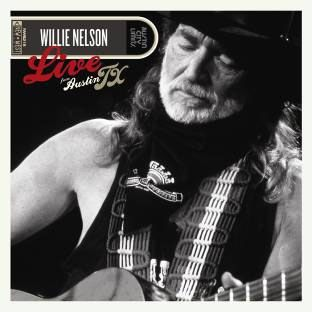 Nelson, Willie: Live From Austin Tx (CD/DVD)