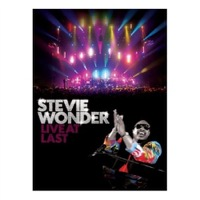 Wonder, Stevie: Live At Last (BluRay)