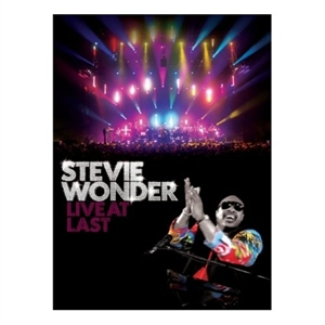Wonder, Stevie: Live At Last (DVD)