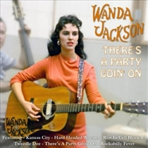 Jackson, Wanda: There`s A Party Goin`On (Vinyl)