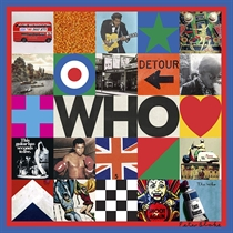 Who, The: Who (CD)