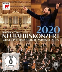 Wiener Philharmoniker: New Year's Concert 2020 (BluRay)