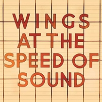 McCartney, Paul: Wings At The Speed Of Sound (Vinyl)