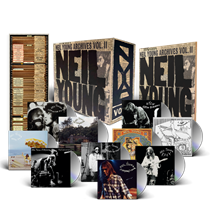 Young, Neil: Archives Vol. 2 - 1972-1976 (10xCD)