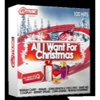 Diverse Kunstnere: All I Want For Christmas (5xCD)