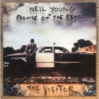 Young, Neil + Promise of the Real: The Visitor (CD)