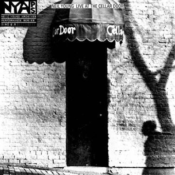 Young, Neil: Live At The Cellar Door (CD)