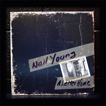 Young, Neil: A Letter Home Boxset (8xVinyl/CD/DVD)